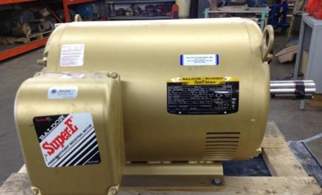 Electric Motor Rewind Servo Repair Pump Repair